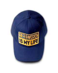 Бейсболка SWEDEN IS MY LIFE